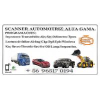 Scanner Camiones y Autos Curico