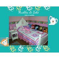 cama de niña Marjory