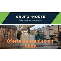 GRUPO NORTE - Servicios de Aseo – más de 110 ofertas de trabajo en CHILE