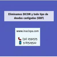 Excluimos de Dicom, gestionamos todo tipo de créditos.