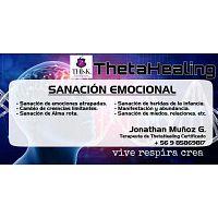 THETAHEALING SANACIÓN EMOCIONAL A DOMICILIO