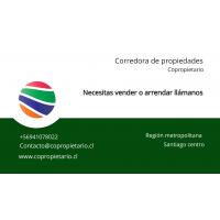 Corredores de propiedades copropietario