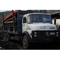 Vendo camión Mercedes Benz 2217, doble puente