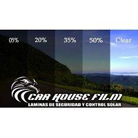 laminado de vidrios, parabrisas y Control Solar
