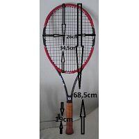 Raqueta de Tenis Wilson Prostaff RF97 Grip 4 3/8 R. Federer Poco Uso