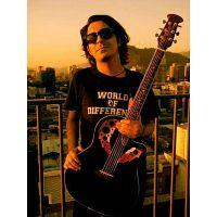 Clases de guitarra a domicilio en Santiago