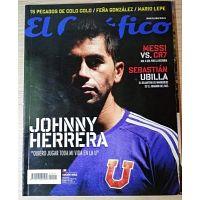 El Gráfico - Johnny Herrera