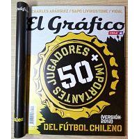 El Gráfico - 50 Jugadores más Importantes del Fútbol Chileno