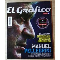 El Gráfico - Manuel Pellegrini