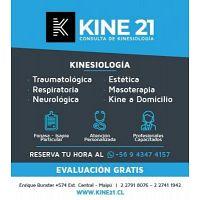 Kinesiología / Kinesiología a Domicilio