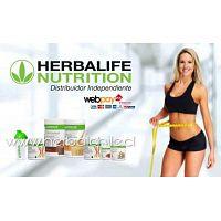 Nutrición correcta con Herbalife en Chile