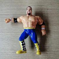 "WWF/WWE Hasbro Titan Sports, Jim ""The Anvil"" Neidhart"