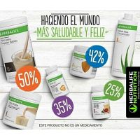 3 a 5 Kilos - Mes  Productos Herbalife Nutrition en Chile Distribuidores Independientes Están Dispo